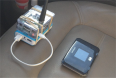 DV mega/Pi 3 hotspot portable