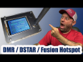 Ham Radio 2.0 - TGIF Network Pi-Star Hotspot Setup - Enhanced 2.4-inch Nextion